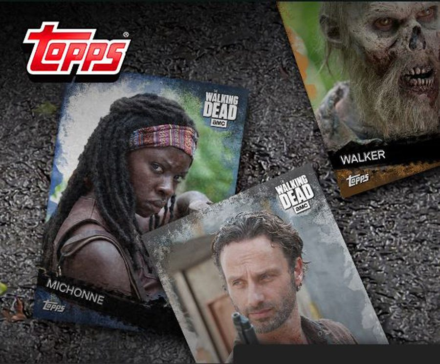 The Walking Dead: Card Trader Digital App Now Available for Mobile