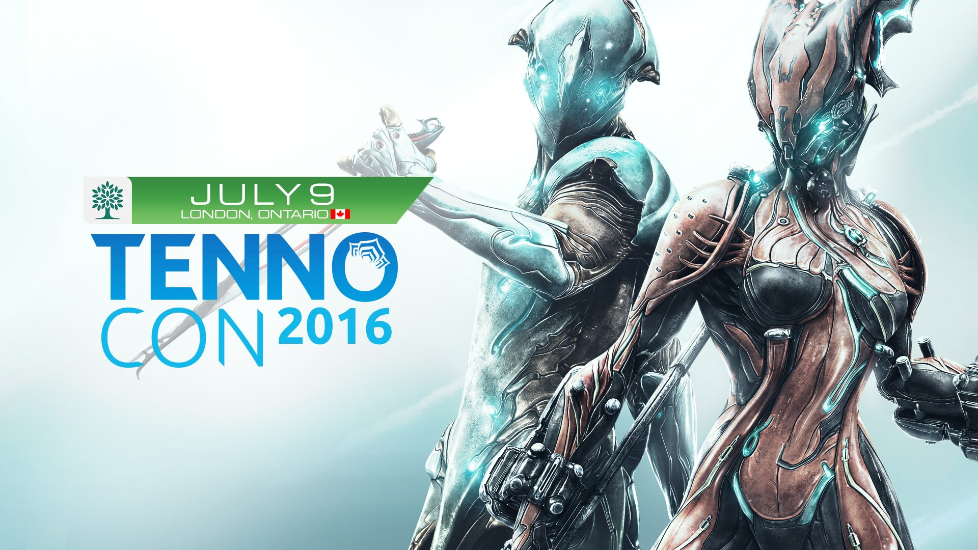 WARFRAME TennoCon 2016 is a Soldout Success
