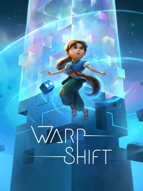 Beautiful Puzzle Game WARP SHIFT Now Out on App Store