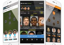Fantasy Network provides daily fantasy sports software white labels. Games are engaging and perfect for mobile play (PRNewsFoto/Fantasy Network)