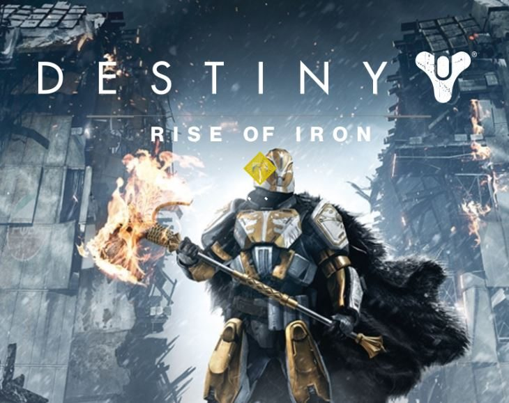 Destiny: Rise of Iron Unveiled by Bungie and Activision