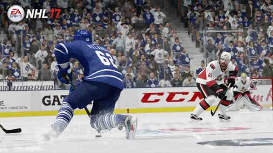 EA SPORTS NHL 17 Full Feature Set Announced