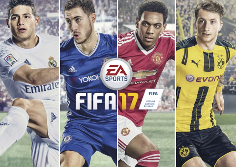 EA SPORTS FIFA 17 Cover Star to be Decided by Fans
