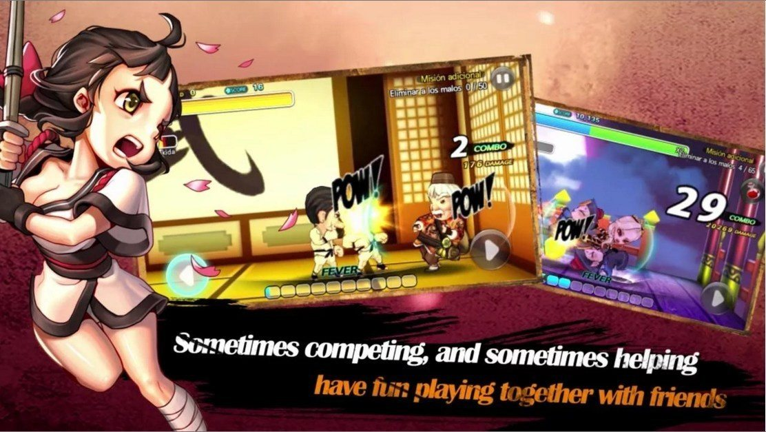 Fist of Fury Announced as First Real Action Fighting Game on Mobile