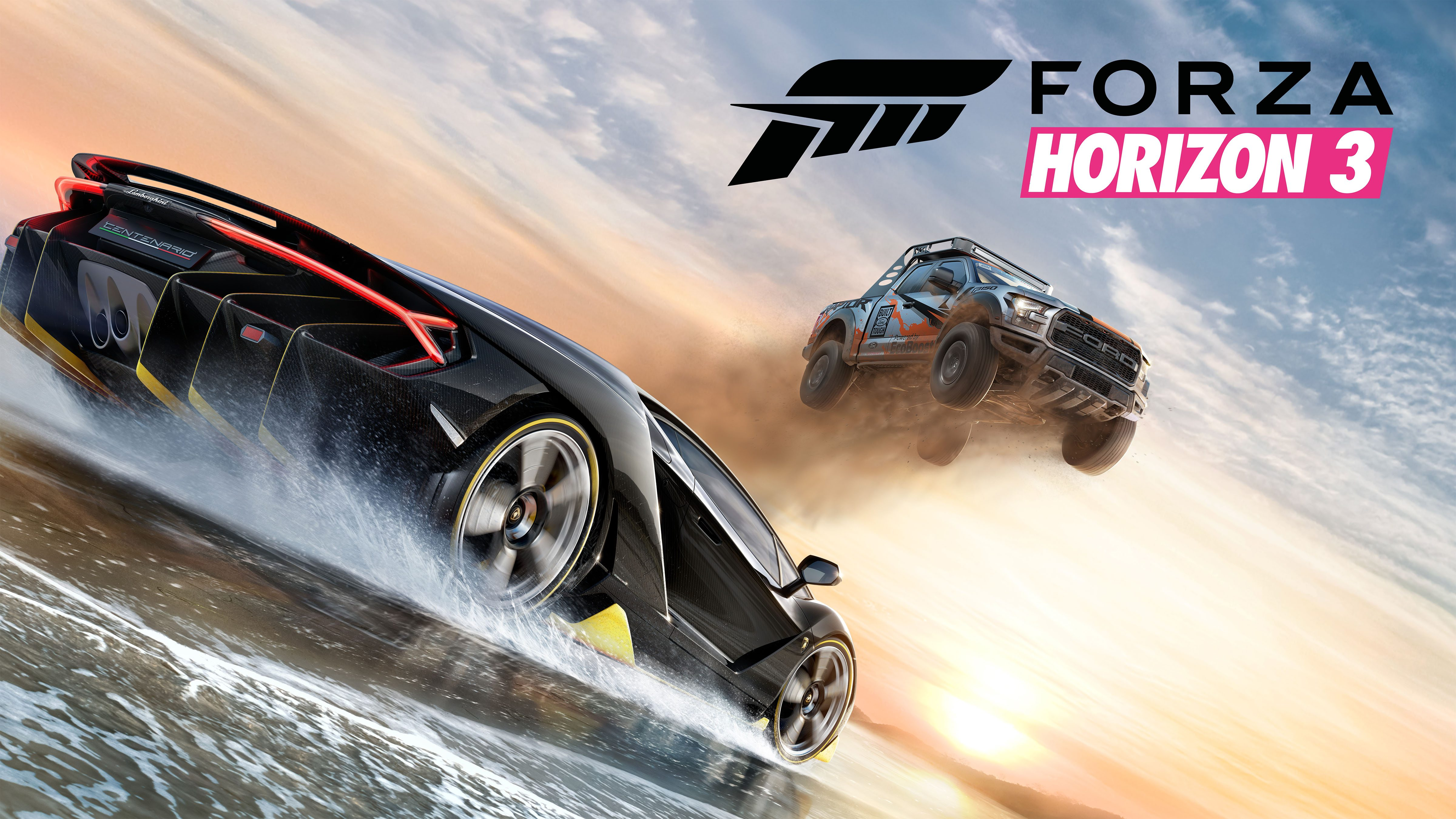 Forza Horizon 3 Announced with 4-player Co-Op in Australian Outback