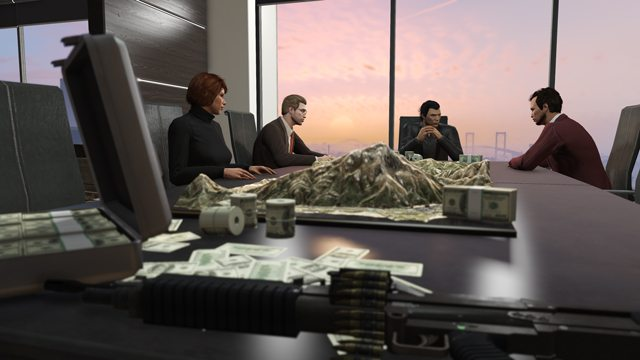 GTA Online Further Adventures in Finance and Felony Now Available