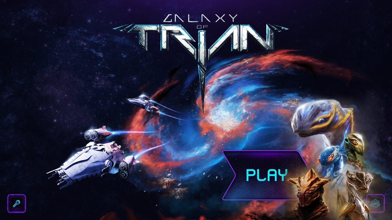 Galaxy of Trian Coming to Steam and Android Next Week