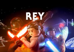 LEGO Star Wars The Force Awakens Rey Gaming Cypher