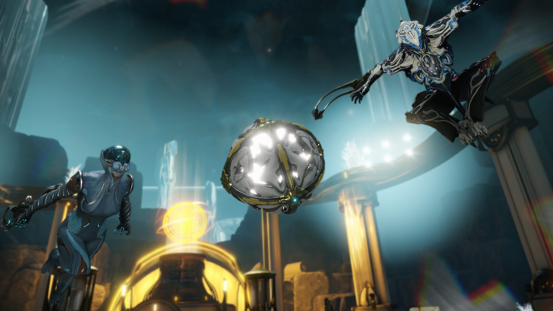 WARFRAME Team Sport Lunaro Mode Announced at E3 2016