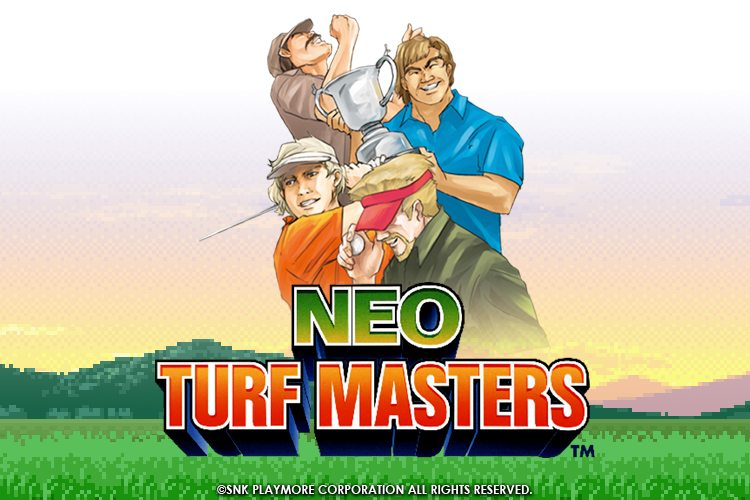 NEO TURF MASTERS Now Available on Mobile Devices