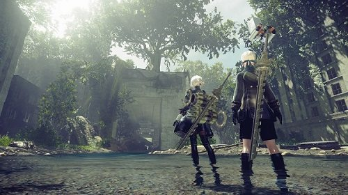 NieR: Automata by Square Enix Arrives Early 2017