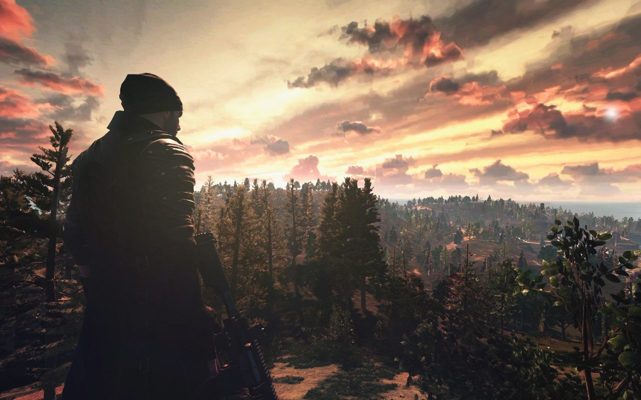 PLAYERUNKNOWN'S BATTLEGROUNDS Open World Strategic Shooter Revealed