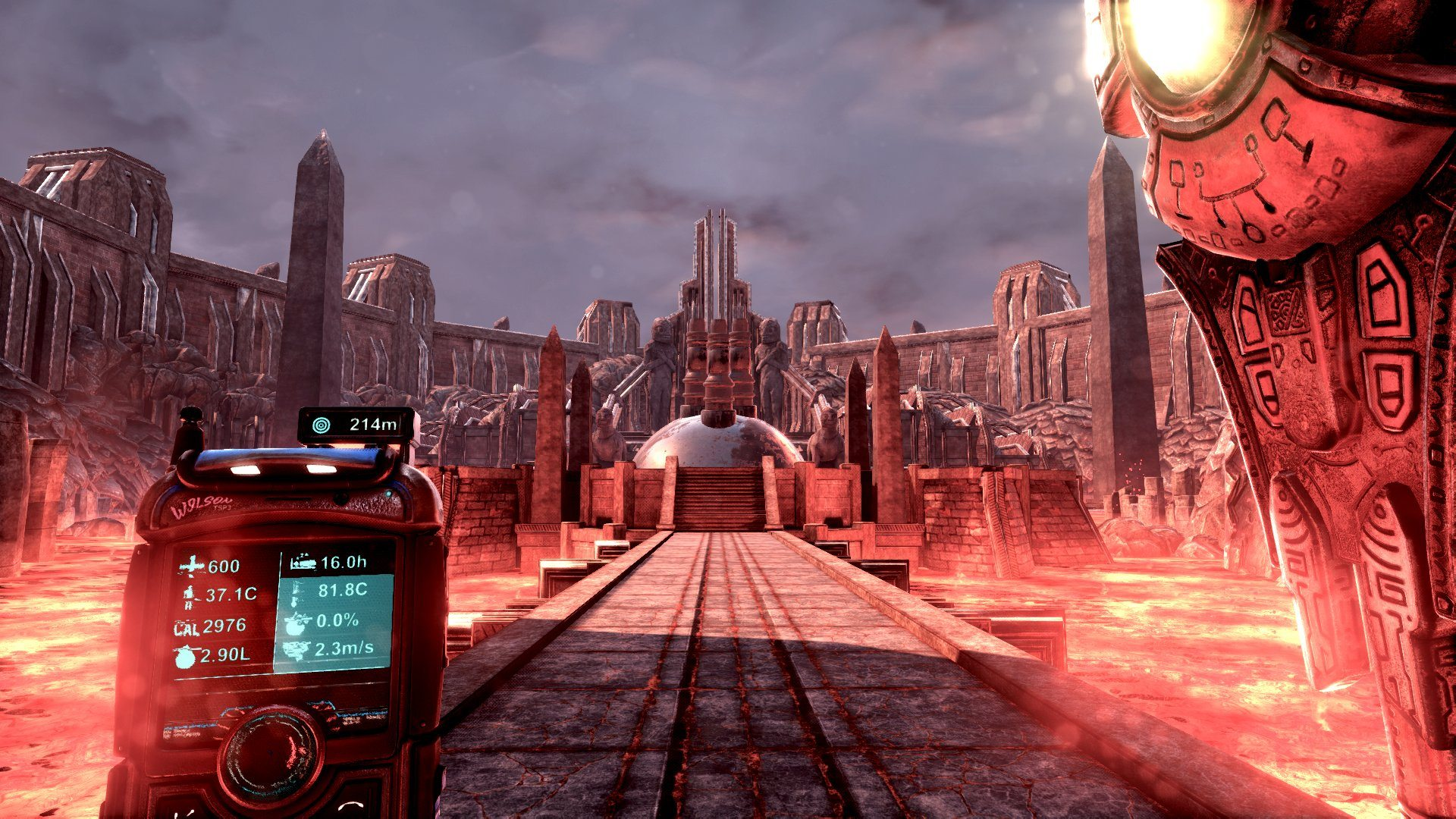 THE SOLUS PROJECT Heading to PC June 7