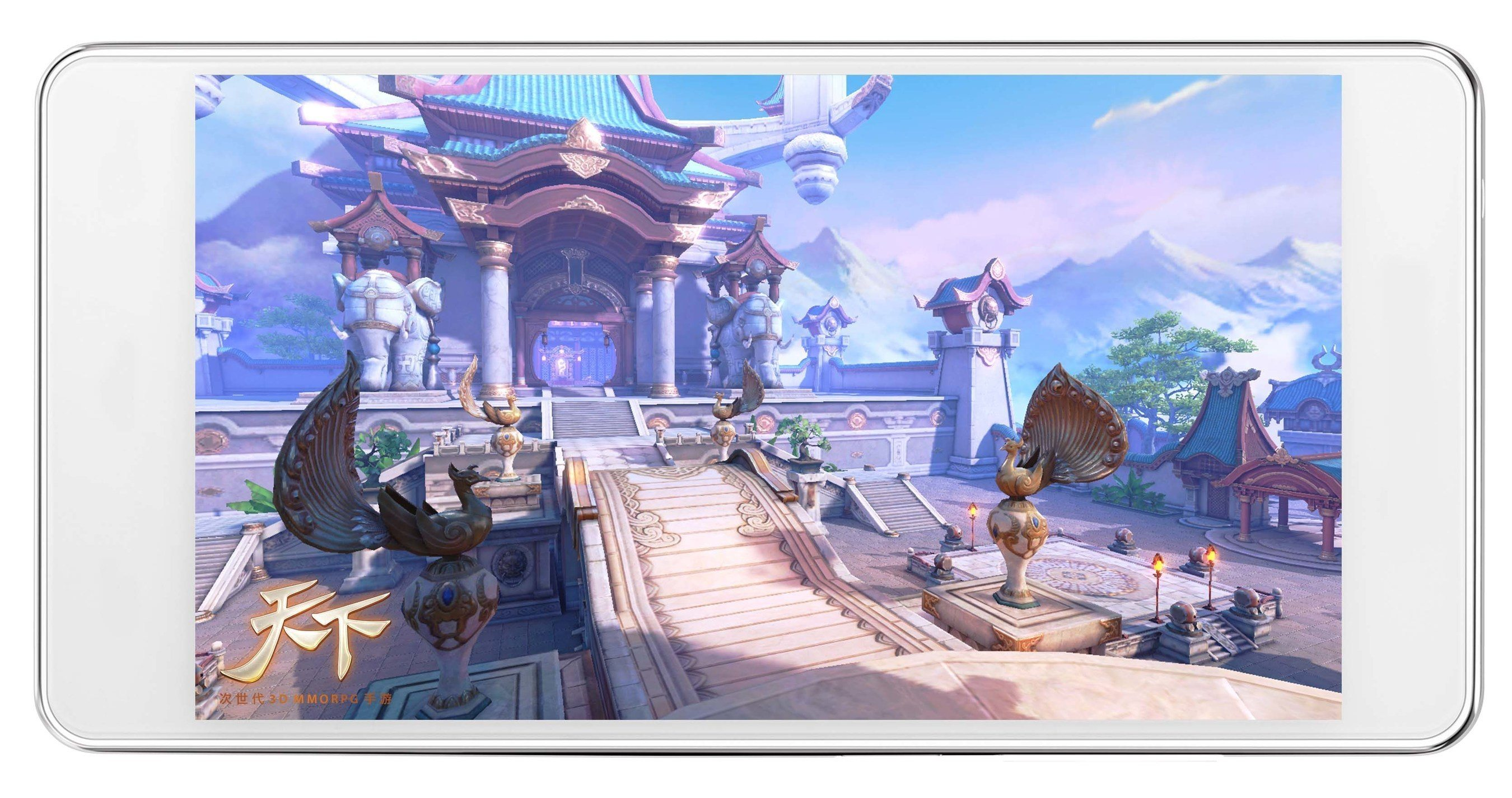 Tianxia and Mobile Game Engine Messiah Blew Away Expectations at E3 2016