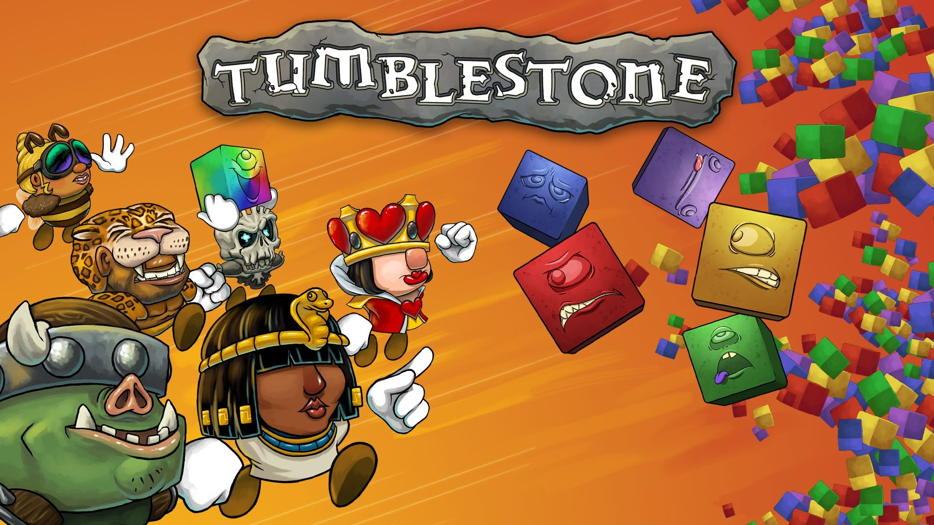 TUMBLESTONE Coming to PC and Consoles July 12