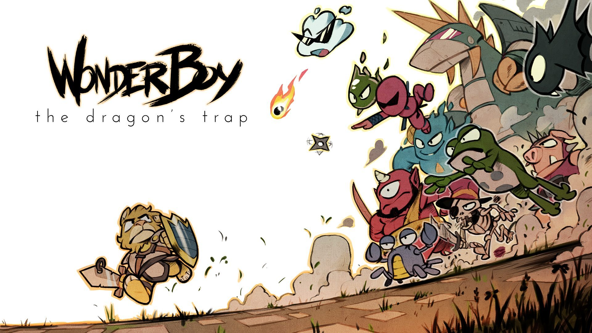 Wonder Boy: The Dragon's Trap Dev Diary Released