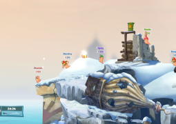 Worms W.M.D Blasts its Way to Retail Today