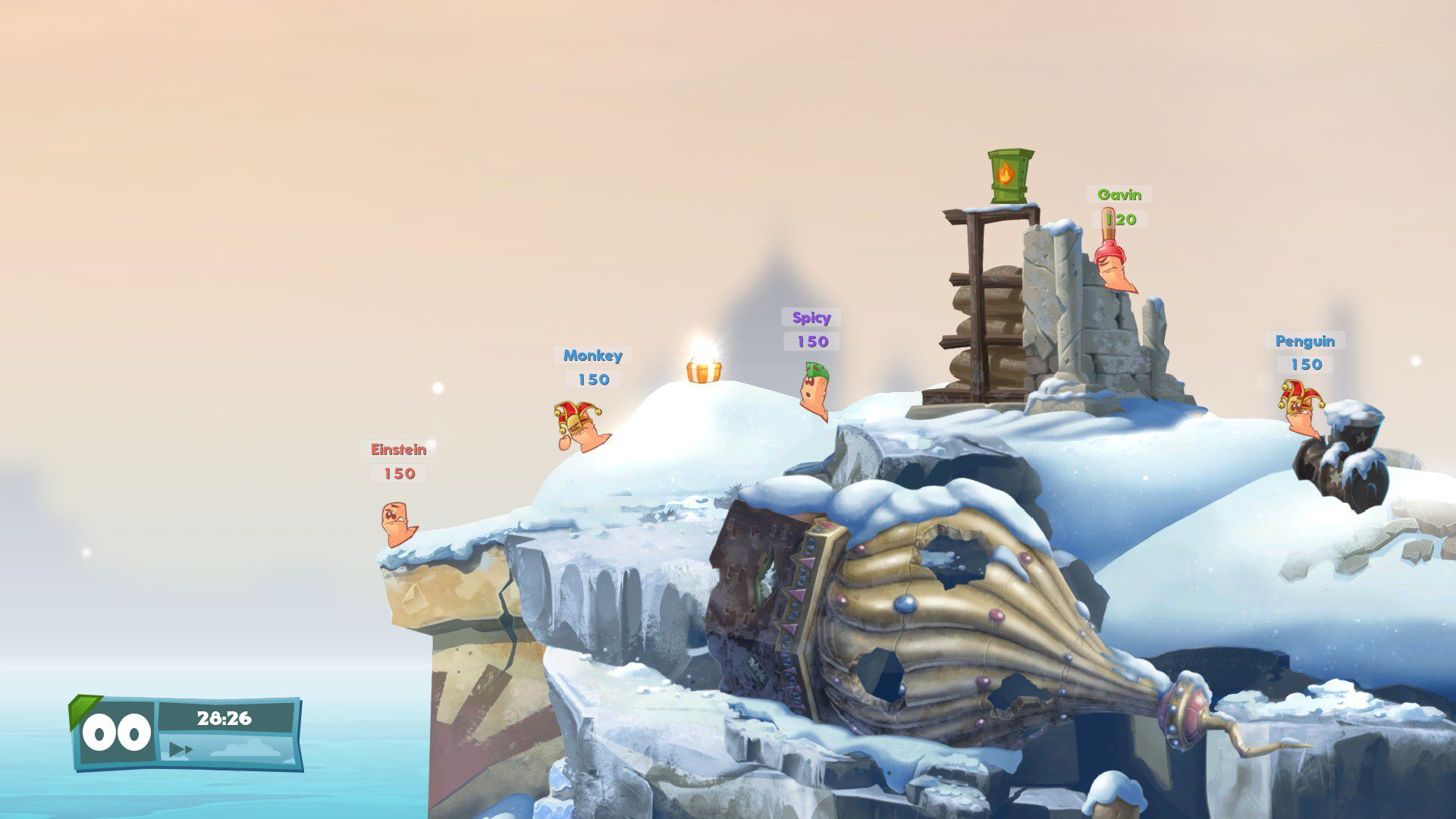 Worms W.M.D Unveils New Crafting Feature