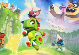 Yooka-Laylee New EGX 2016 Trailer Released Featuring Shovel Knight