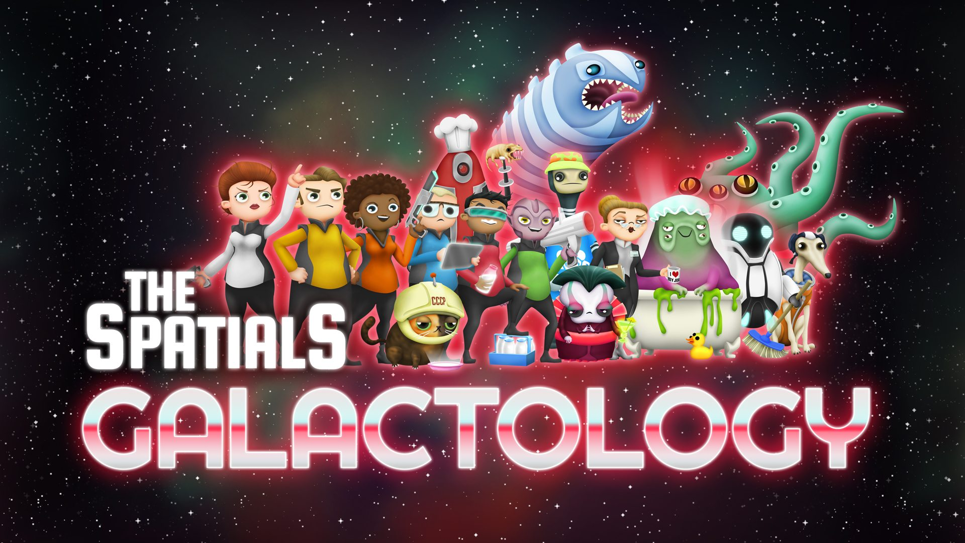 The Spatials: Galactology Heading to Steam Early Access July 7