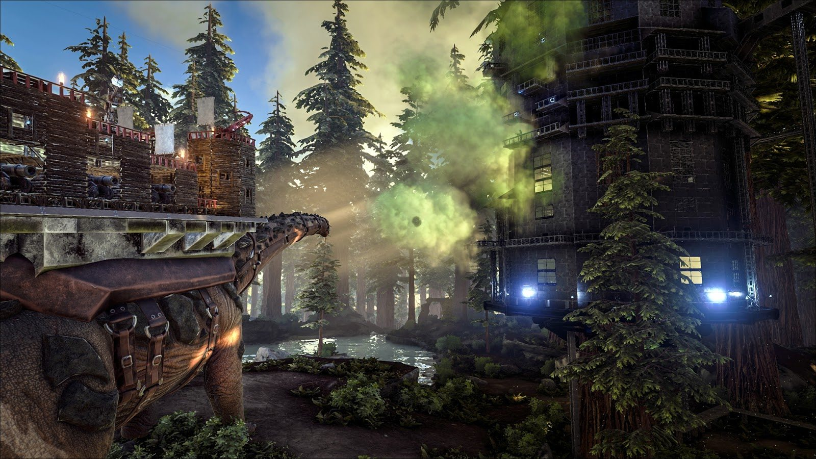 Studio Wildcard Delivers All New ARK: SURVIVAL EVOLVED Dino and More in Microsoft Ultimate Game Sale