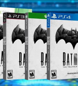 BATMAN - The Telltale Series Box Art  2
