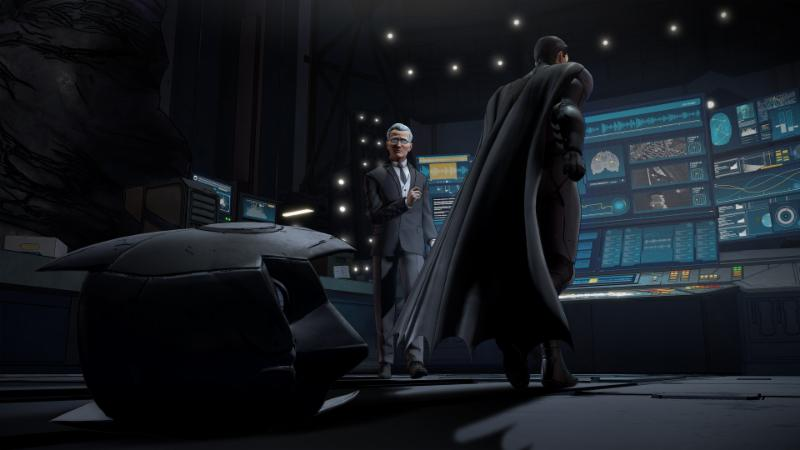 BATMAN – The Telltale Series Release Date & New Video Revealed