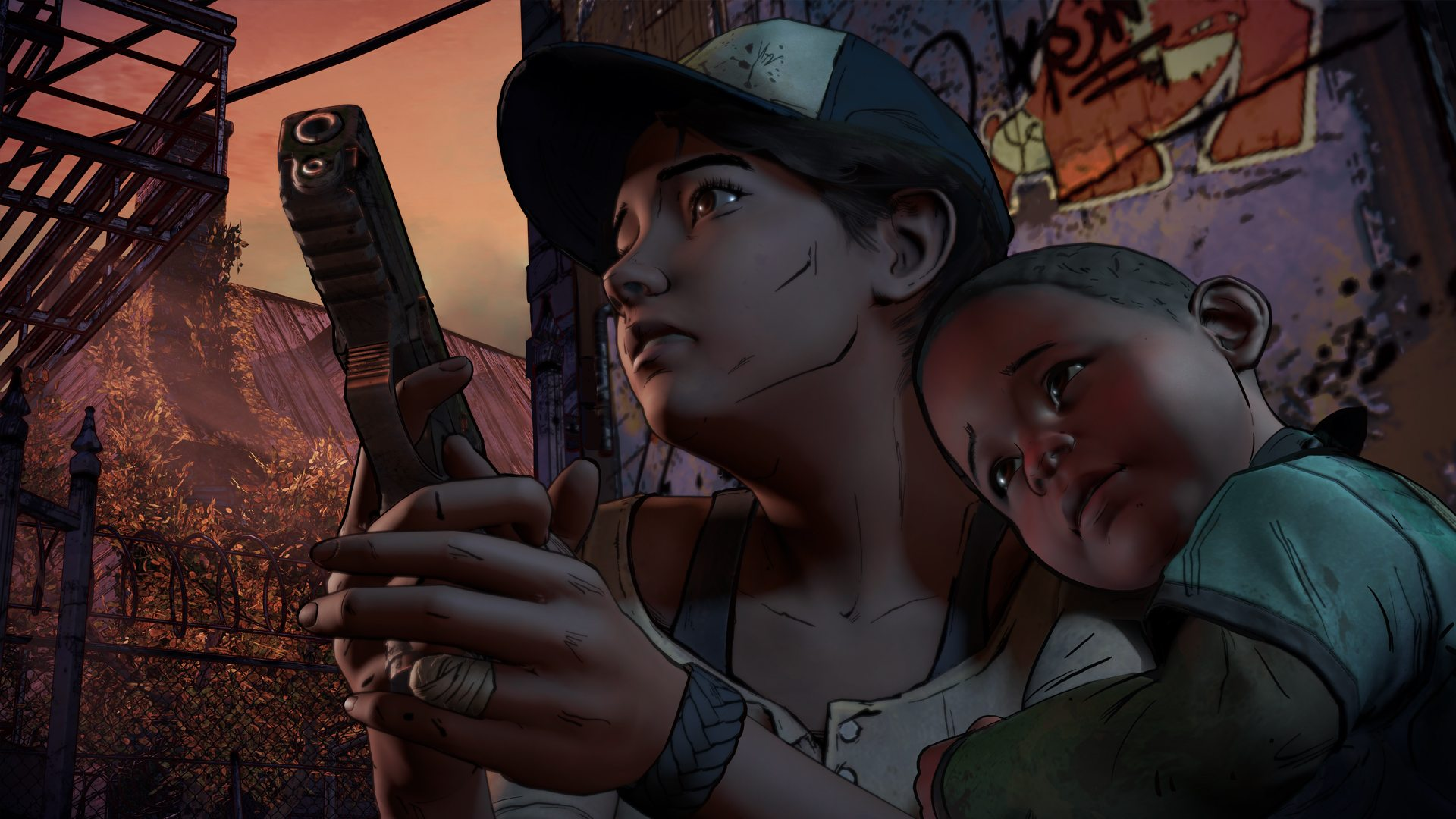 The Walking Dead – The Telltale Series New Screens Revealed at San Diego Comic-Con