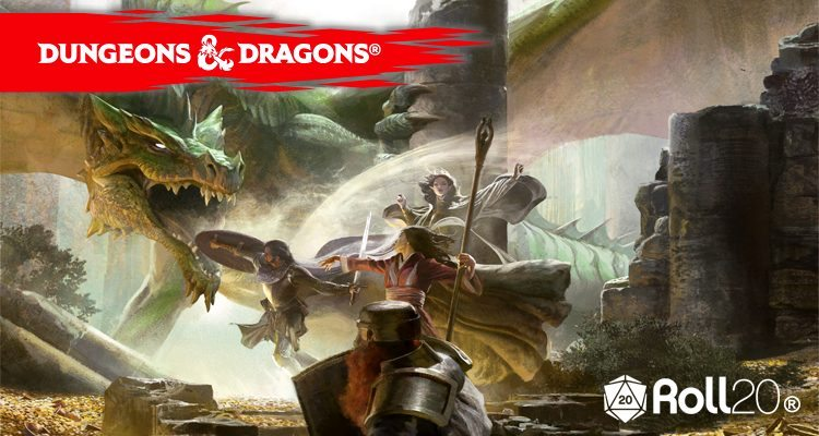Roll20 Announces License Deal with Wizards of the Coast