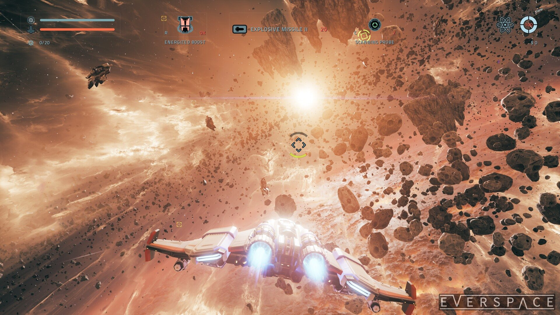 EVERSPACE Releases 2 Massive Updates for Xbox One, Steam and Windows 10 Store