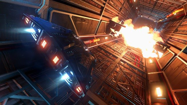 Elite Dangerous: Arena is Free this Weekend