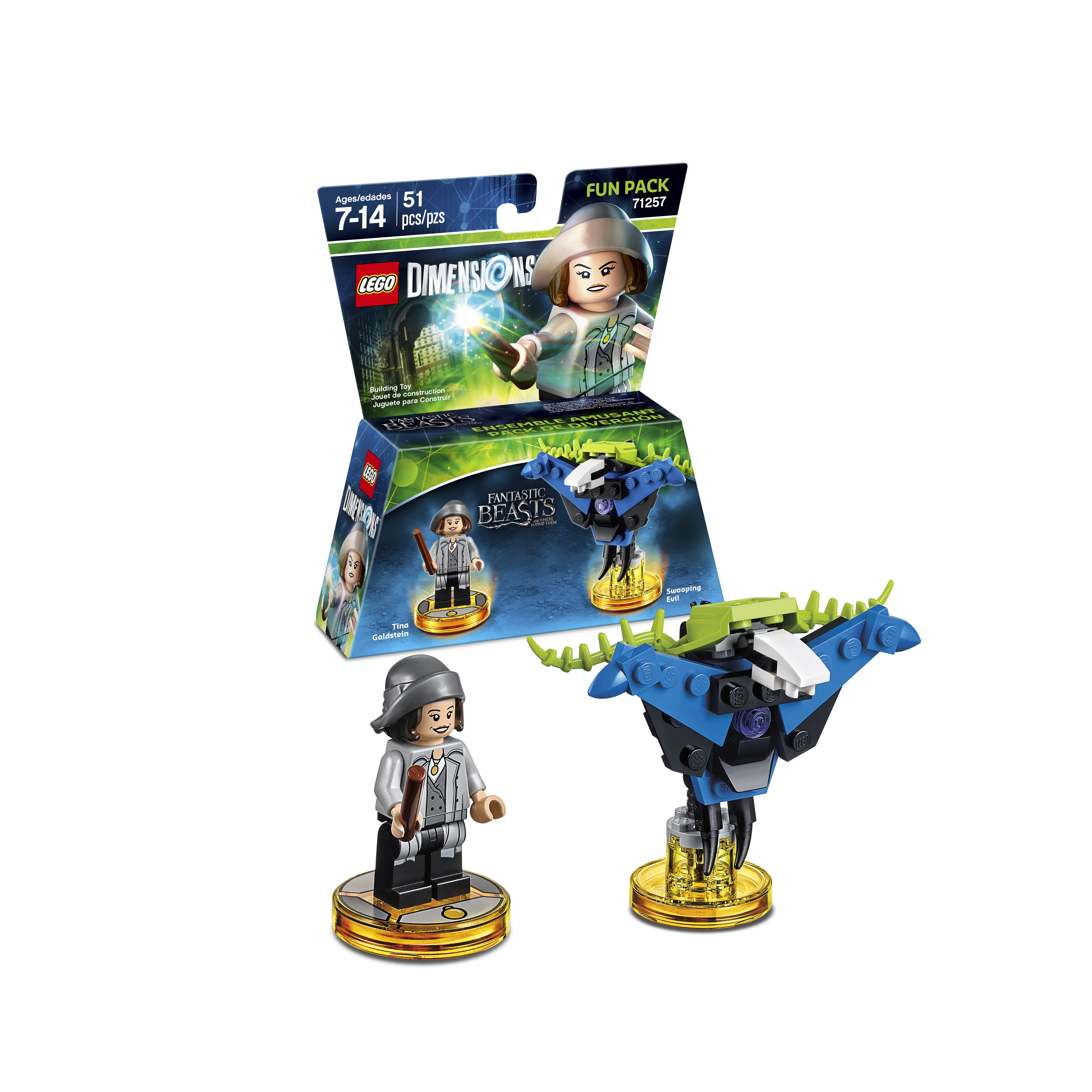 LEGO Dimensions Features Fantastic Beasts in New Gameplay Trailer