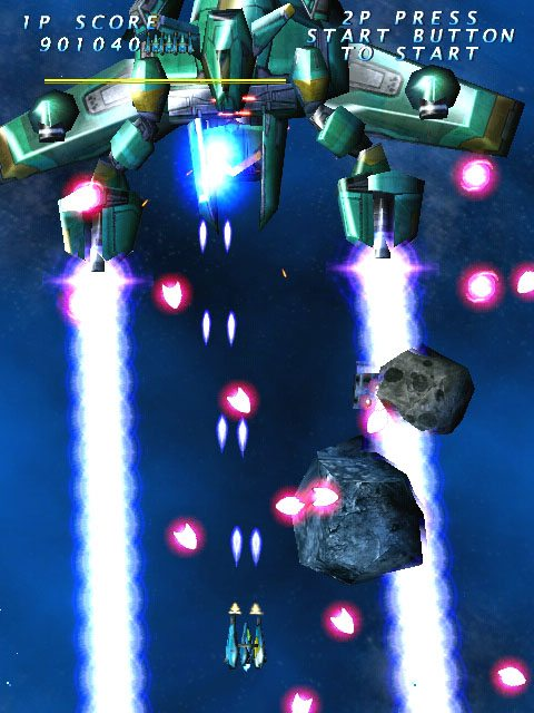 EXZEAL Now Completes the Shoot-'em-up Collection, Shooting Love 20XX