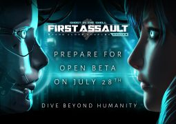 First Assault Open Beta Gaming Cypher