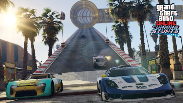 GTA Online Play 5 New Cunning Stunts Races Today + New Vehicles, Bonuses and More