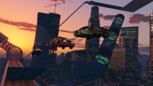 GTA Online Cunning Stunts Coming July 12, New Trailer