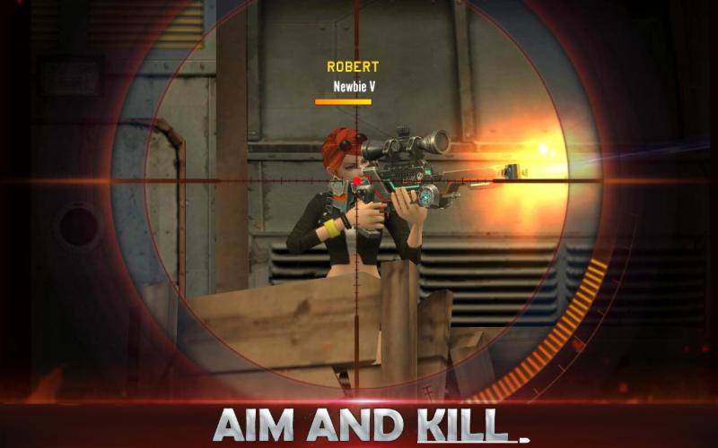 Gun Glory: Anarchy Skyrockets to Google Play's Featured Apps Section