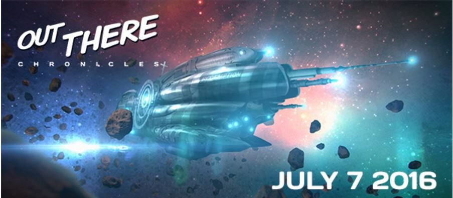 Out There Chronicles Now Available for Mobile Devices