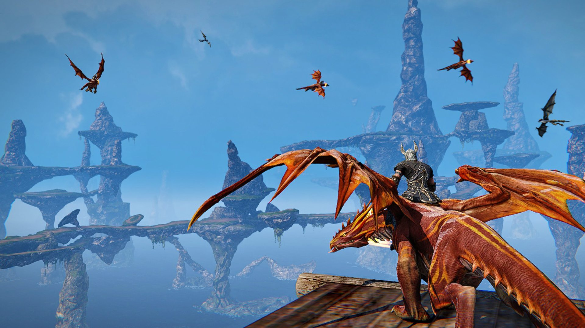 Riders of Icarus Open Beta Now Live