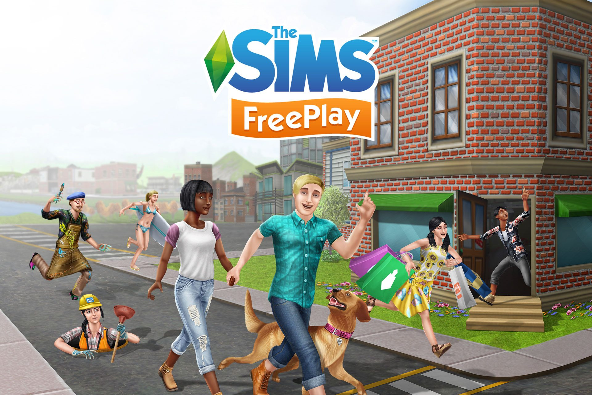 Teens Arrive in The Sims Freeplay