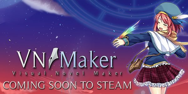 Visual Novel Maker is Heading to Steam Soon
