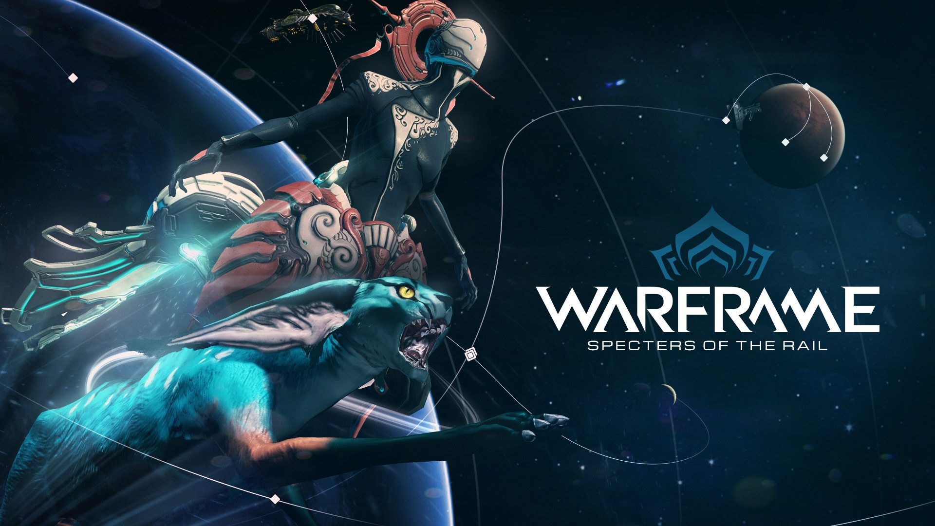 WARFRAME: Specters of the Rail Now Available for PC