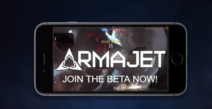 Armajet Launches Mobile Beta Access August 18th