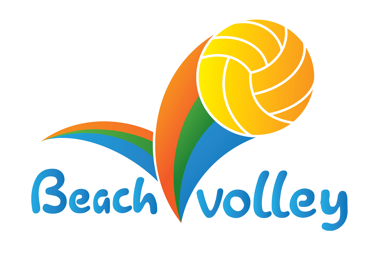 Beach volleyball png