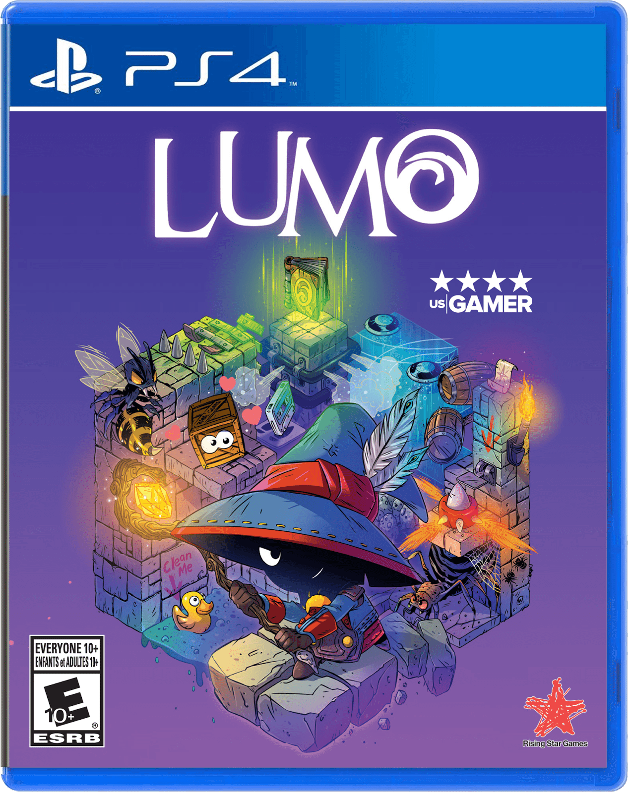 LUMO Now Available at Retail for PS4