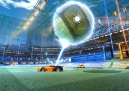 Rocket League Rumble Mode Gaming Cypher 2