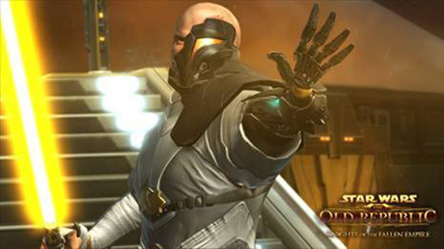 Star Wars: The Old Republic Ultimate Showdown with Arcann Has Begun