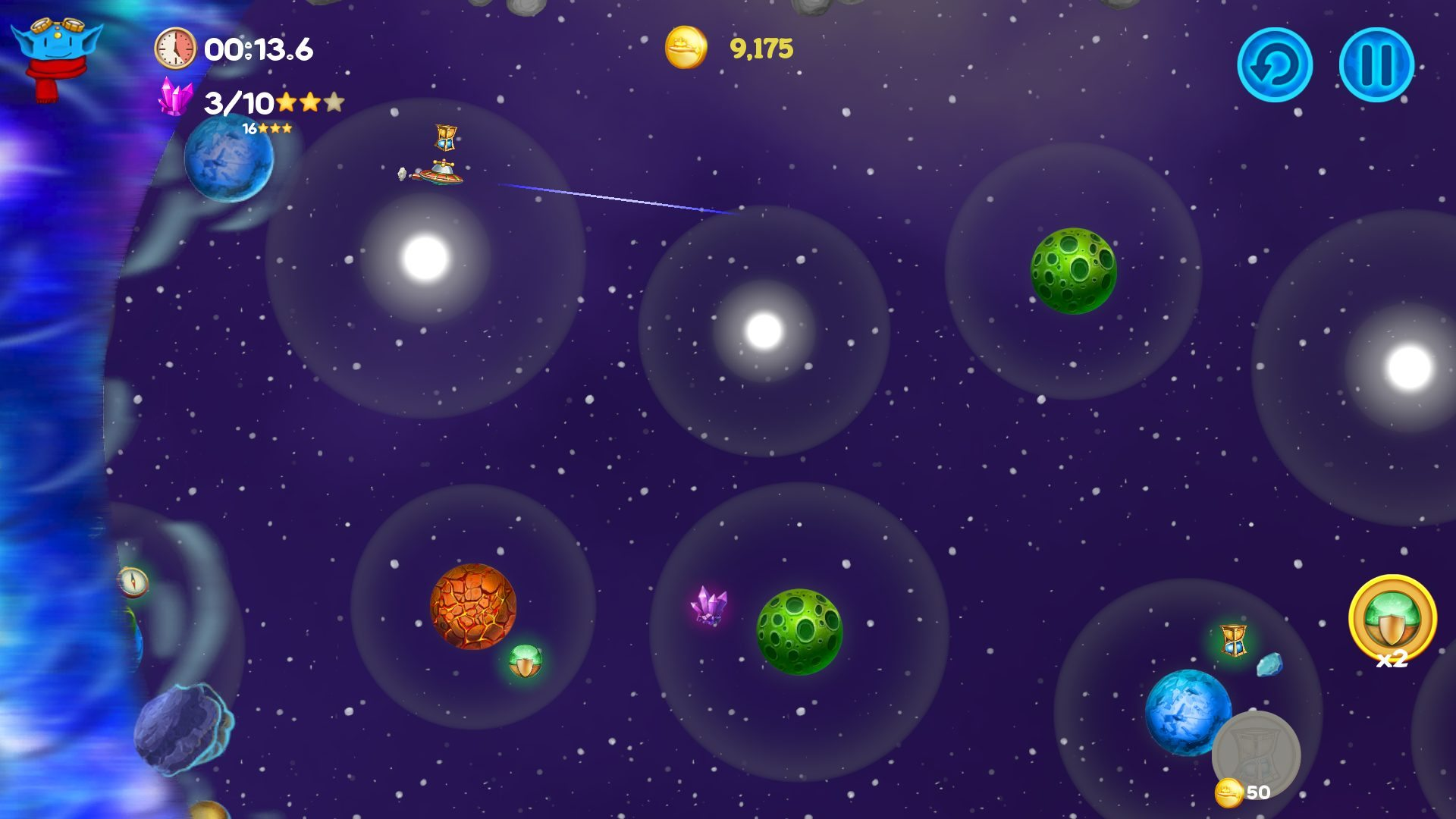 Among the Asteroids Now Available for Android Devices