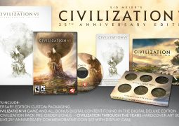 Sid Meier's Civilization VI 25th Anniversary Edition Announced by 2K