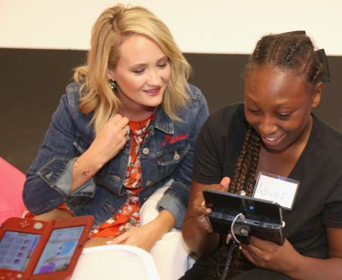 Nintendo and Girls Inc. Host Style Savvy: Fashion Forward Workshop at Big Door Studios